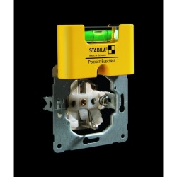 Stabila Wasserwaage Pocket Electric